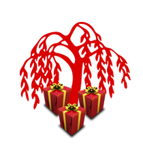 Lawford Mead Primary School Christmas Logo